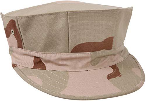 Ripstop Cap Black Fatigue - AccessoriesClothing New Marines BDU Cap 8 Point Military Fatigue Hat Utility Cover Uniform Camo