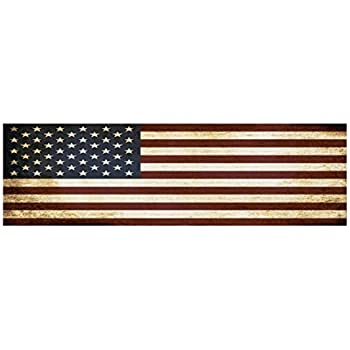 8f6809585ce5 Always Merica: Back to Back World War Champs Bumper Sticker with Free  Magnetizer Who ...