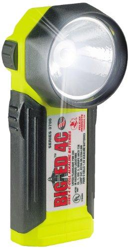 Pelican Big Ed 3700 Flashlight (Yellow) (Big Ed Flashlight)