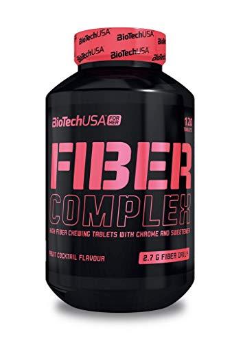 2 x Biotech USA Fiber Complex for Her, 120 Kautabs (2er Pack)