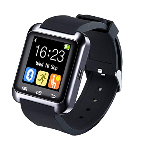 Amazon.com: Bluetooth U8 Smartwatch Wrist Watches Touch ...