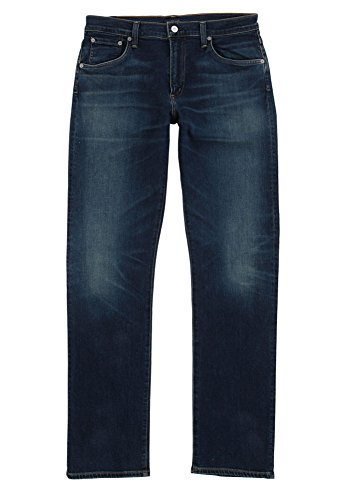 Citizens Of Humanity Classic Jeans (Citizens of Humanity Gage Classic Fit Jean with Slim Tapered Leg, Brigade, 36)