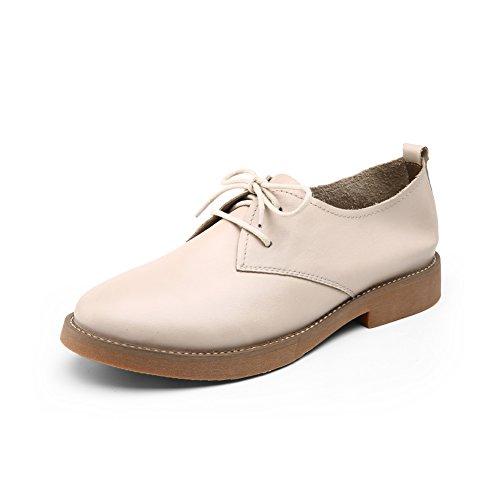 Otoñales e invierno plana zapatos ocasionales/ Aire retros zapatos de la señora de Inglaterra C