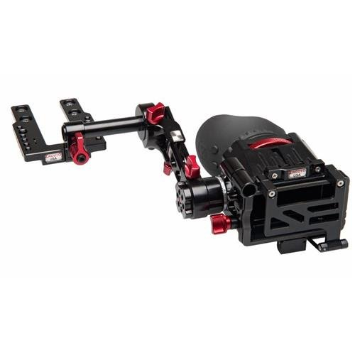 Zacuto FS5 Z-Finder Pro Viewfinder Kit for Sony FS5 Camera, Pro Version with FS5 Top Plate, and Axis Mini Mount by Zacuto
