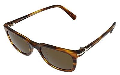 Calvin Klein Collection Limited Edition Classics Sunglasses Unisex Havana CK7108S 215