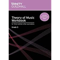 Theory of Music Workbook Grade 3 (2007) (Trinity Guildhall Theory of Music)