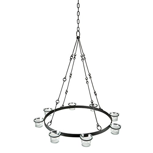Candle Chandelier Outdoor Lighting