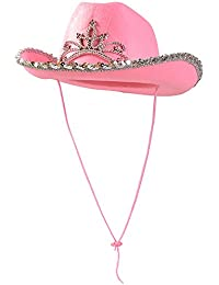 Cowboy Hat - Kids Cowboy Hat - Cowboy Costume Accesssories - by Funny Party Hats