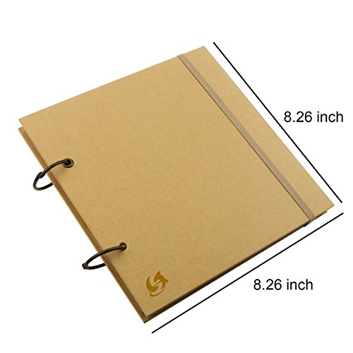 litop-826826-inch-blank-notebook-diary-travel-journal-note-book-sketchbook-guest-sign-book-for-offic