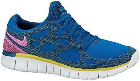 buy online a885b b0a96 Nike Schuhe Kinder Jungen Damen Nike Free run 2 ext Grn abyss rd vlt-brght  ctrn-bl