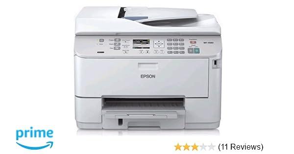 90cd6913ca24 Amazon.com  2NY5170 - Epson WorkForce Pro WP-4590 Inkjet Multifunction  Printer - Color - Plain Paper Print - Desktop  Electronics