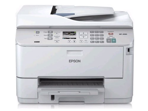 Epson America Inc WorkForce Pro 4590 All in One Inkjet Printers, Office Central