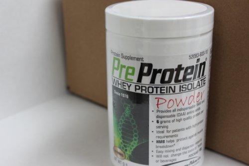 Pre-Protein POWDER 270 g Bottle - 12 ct. case by KRAMER NOVIS