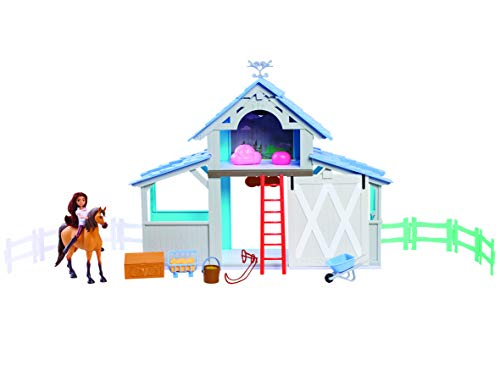 Spirit Barn Playset