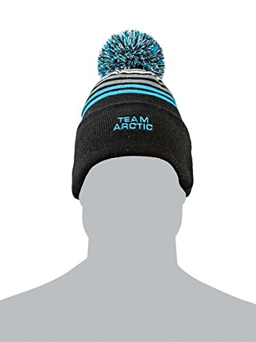 Arctic Cat Unisex Adult Beanies & Knit Hats (Blue, One Size) ()
