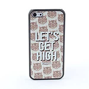 YULIN iPhone 5C compatible 3D Print Back Cover