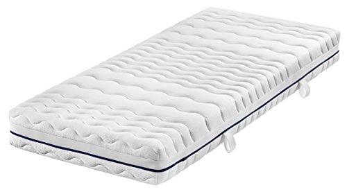 traumnacht 03892420128 3 star orthop dische 5 zonen tonnentaschenfederkern matratze polyester. Black Bedroom Furniture Sets. Home Design Ideas