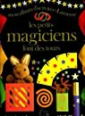 Les petits magiciens font des tours par Leyton