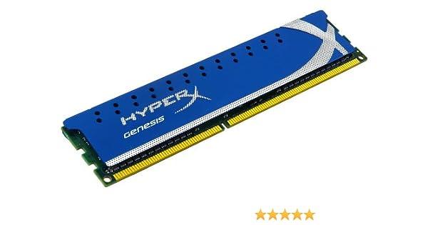 Kingston KHX6400D2/2G - Memoria RAM 2 GB PC2-6400 DDR2-SD (800 MHz, HyperX, CL4, 240-pin, 1 x 2 GB)