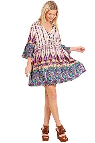 hippie baby doll dresses - 1