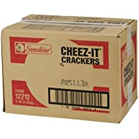 Cheez-It Baked Snack Cheese Crackers, Original, 13.3oz Bulk (Pack of 6)
