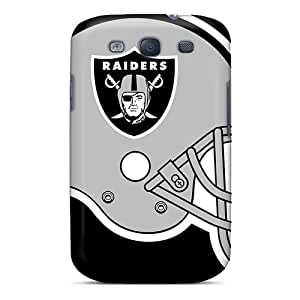 Excellent Design Oakland Raiders Case Cover For Galaxy S3