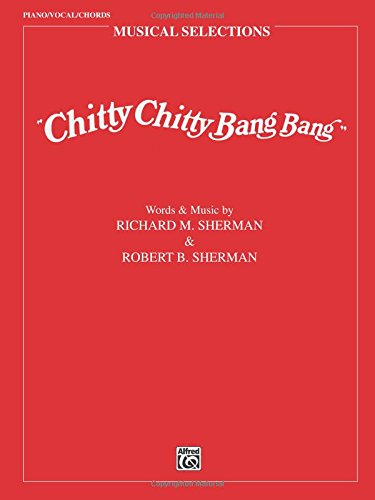 Chitty Chitty Bang Bang (Movie Selections): Piano/Vocal/Chords