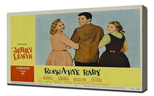 Furniture Baby Rockabye (Poster - Rock-a-Bye Baby_06 - Canvas Art Print)