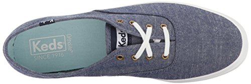 Keds 2015 Navy Sneaker Spring Seasonal Women Champion qq4fO