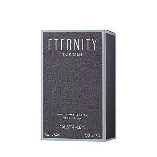 Calvin Klein ETERNITY for Men Eau de Toilette, 1.6 Fl Oz