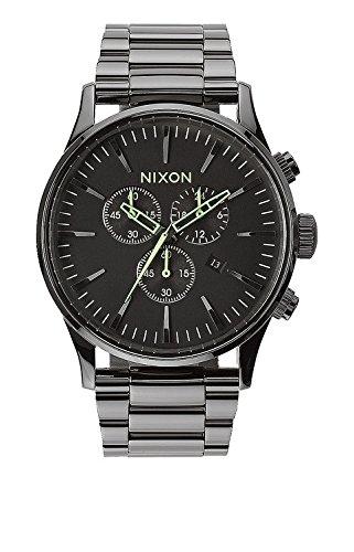 Nixon Men's A3861885 Sentry Chrono Watch
