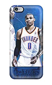 New Style oklahoma city thunder basketball nba NBA Sports & Colleges colorful iPhone 6 Plus cases 2738251K928064535