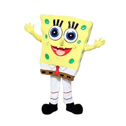 Spongebob Squarepants Mascot Costume Character Party Birthday -