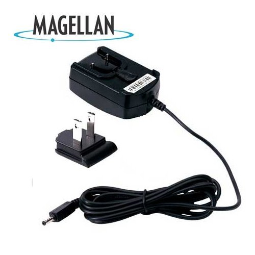 Charger Magellan Maestro - Original Magellan OEM Power AC Adapter wall charger for Maestro 5310 and Roadmate 1700 GPS Navigator-P/N AN0204SWXXX