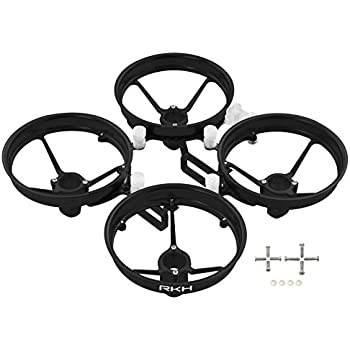 Amazon Com Closeout Rakonheli Cnc Delrin And Carbon 74mm Ducted