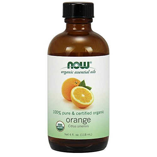 Now Foods Orange Oil Organic