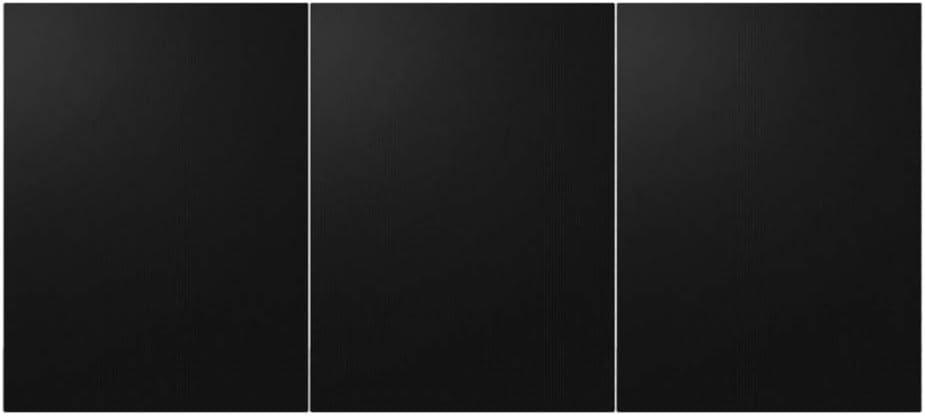 Hemoton Alfombra de Barbacoa de 3 Piezas Estera de Cocina Antiadherente Estera de Horno de Barbacoa Reutilizable Resistente Al Calor para Parrilla Eléctrica Barbacoa de Carbón de Gas