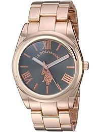 Women's Analog-Quartz Watch with Alloy Strap, Gold, 20 (Model: USC40130)