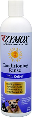inse with Vitamin D3 Pet Dog Itch Relief 12 oz Bottle ()