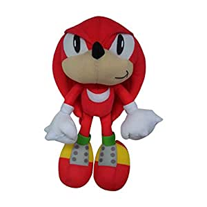 Sonic The Hedgehog de peluche Knuckles