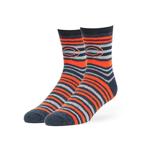 - '47 NFL Chicago Bears Shiloh Chenille Half Crew Socks, Medium, Navy