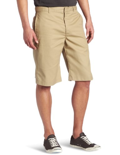 Dickies Young Mens Flat Front Short