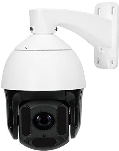 Platinum Digital Video (HDView 2.4MP HD-TVI SONY Sensor Turbo Platinum High Speed PTZ Camera 20X Zoom HD 1080P Matrix IR, ONLY WORK WITH HD-TVI DVR)