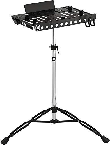 (Meinl Percussion TMLTS Double Braced Tripod Laptop Table Stand, Steel)