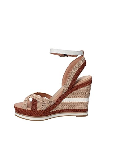 Chaussures Fw0fw02251 Marron Tommy Hilfiger Compensées Femme O6nwE7H