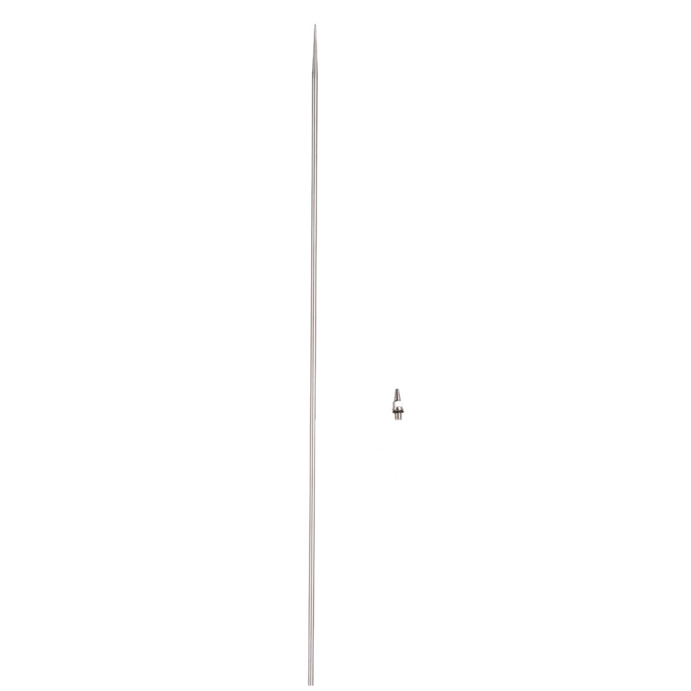 KKmoon 0.3mm Airbrush Ugello e Sostituzione Dellago per Airbrushes Pistola a Spruzzo Modello Spruzzata Della Vernice di Manutenzione Accessori Strumento