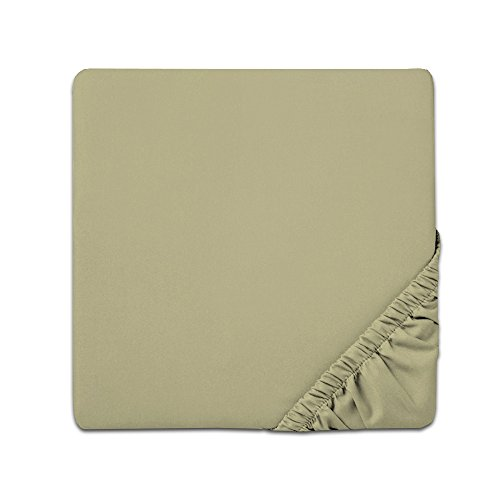Sweet Sage (Sweet Home Collection Ultra Soft Premium Brushed Microfiber Fitted Sheet, Queen, Sage)