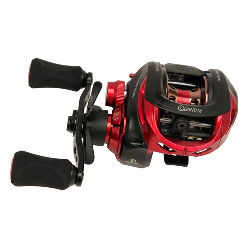Zebco KVD 100SZ 6:3:1 PT Casting Reel, Right Hand