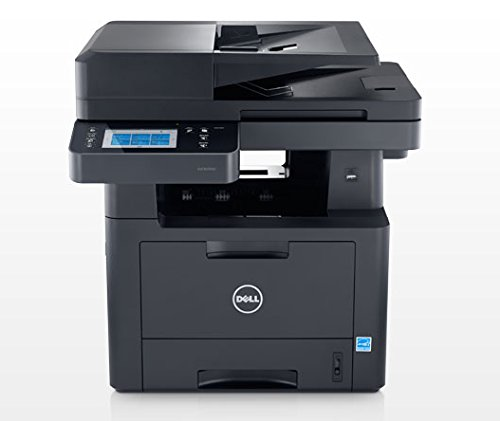 Dell Computer B2375dnf Monochrome Printer with Scanner, Copier & Fax by Dell