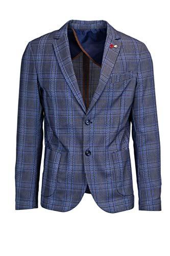 Cotone Uomo Imperial J5441g1804blue Blu Blazer HqZtXPw